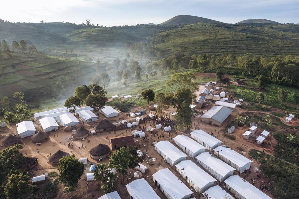 IPDs in Drodro, Djugu territory, Northeastern Congo