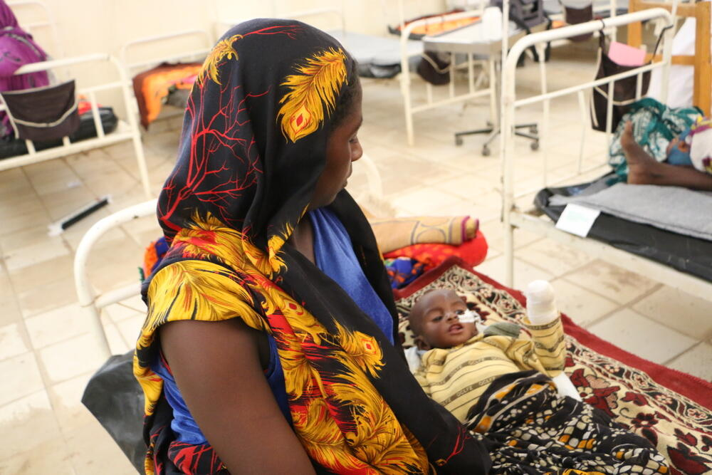 Chad: Tackling malnutrition in Am Timan