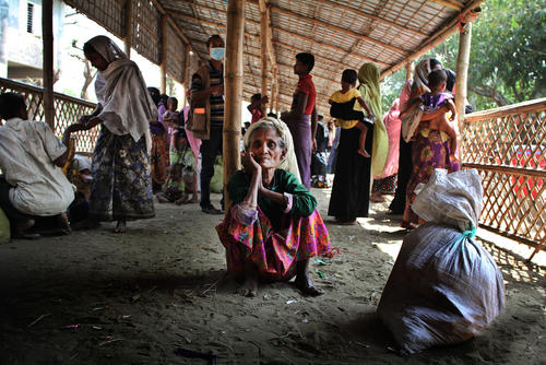 Rohingya New arrivals