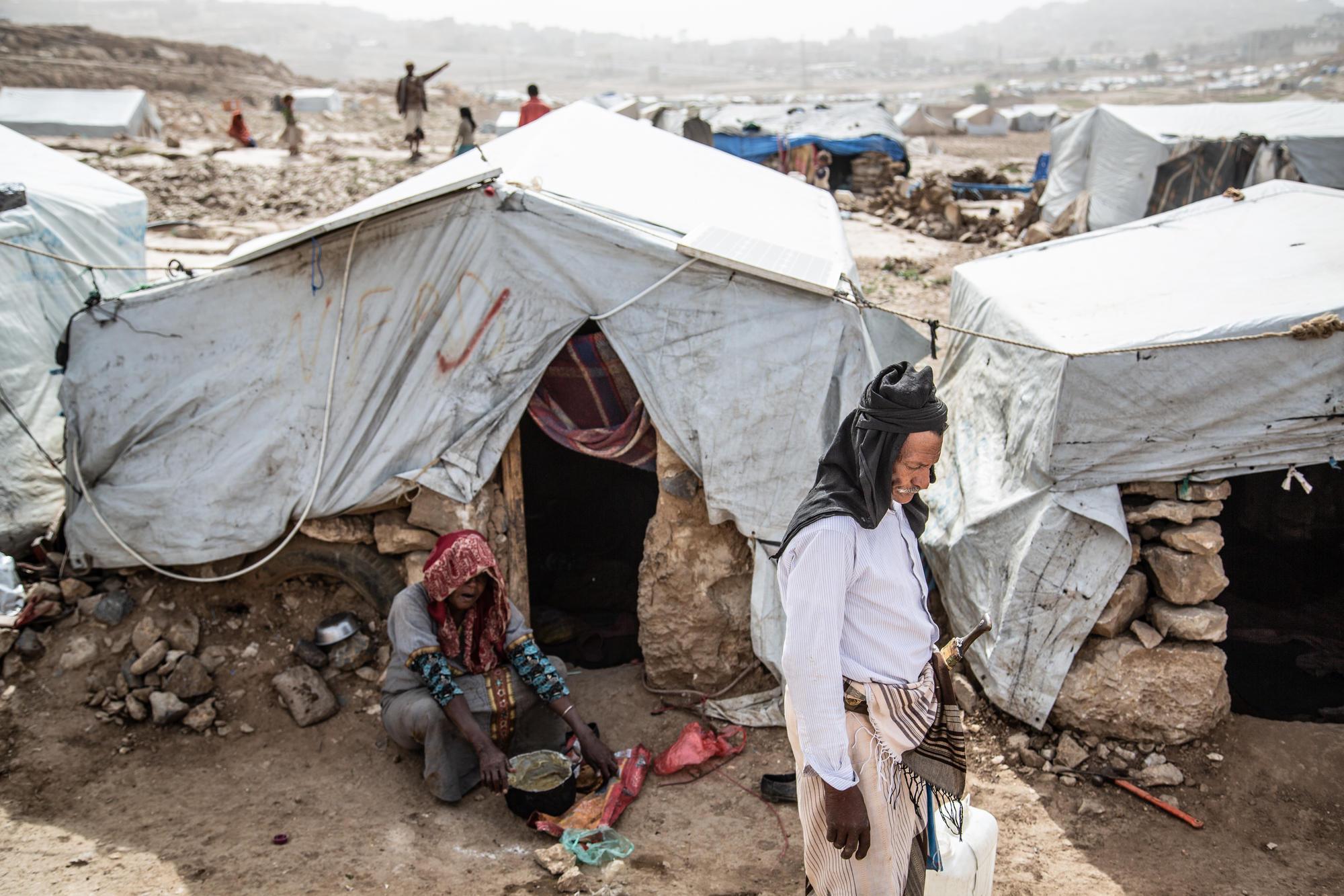 Last stop Khamer: stories of exile in Yemen