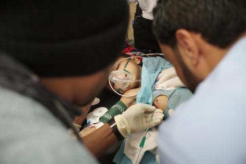 Tal Abyad Hospital