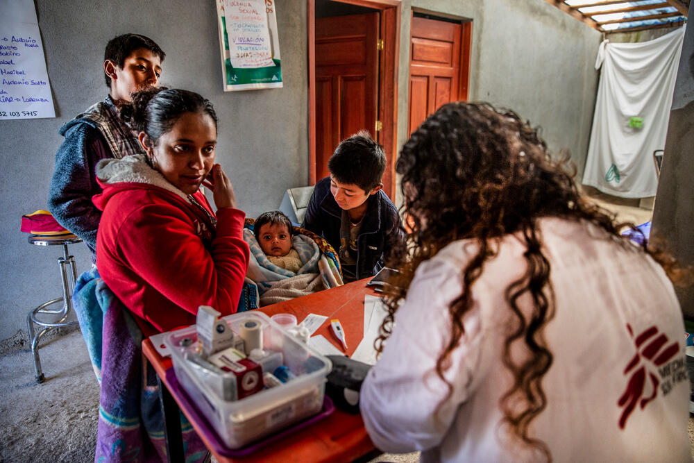 GUERRERO: LIVE IN THE MOBILE CLINIC