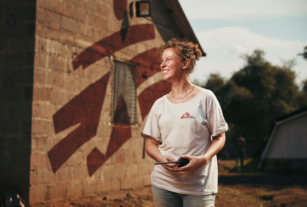 Katrien Timmermans, medical focal point
