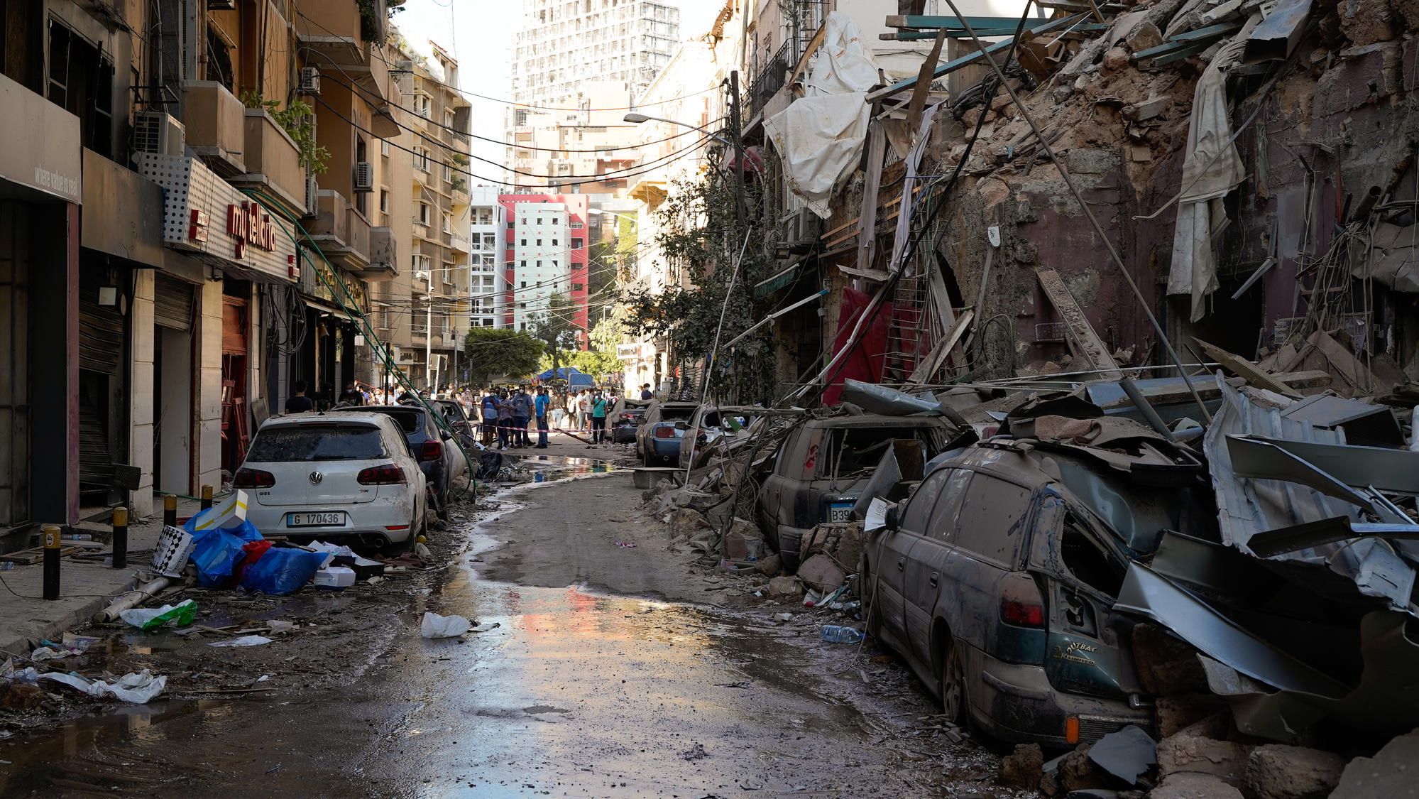 Beirut Explosion August 4th