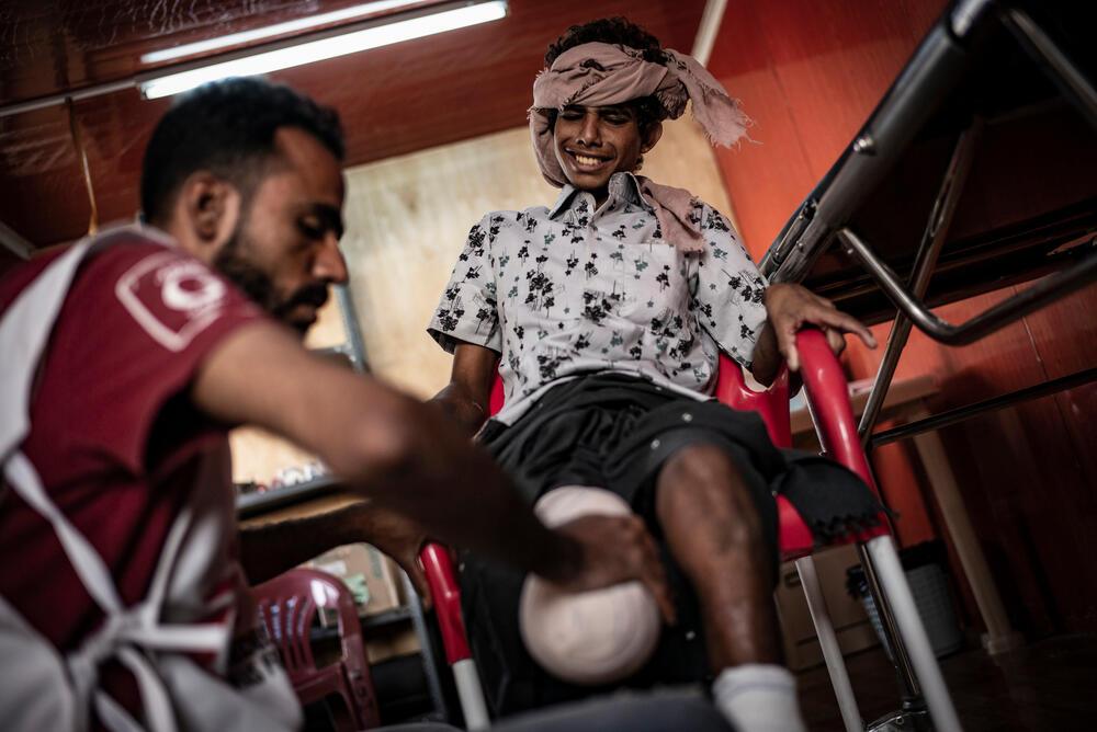 Behind the Frontlines of Hodeidah