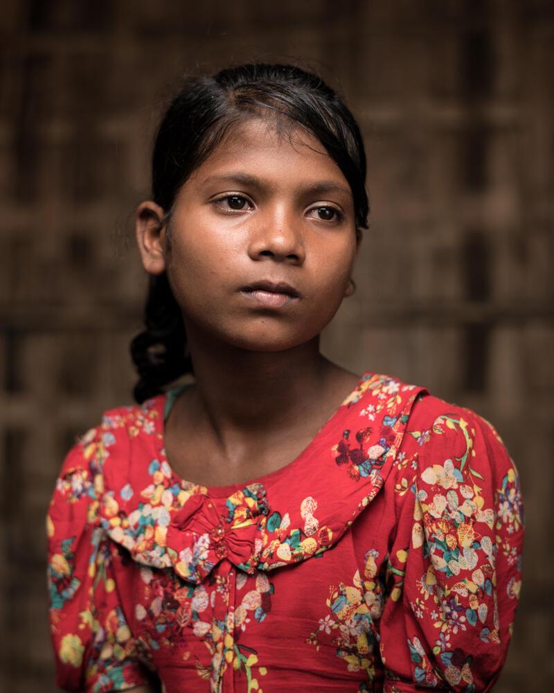 Mental Health: Rohingya Trauma and Resilience - Johura Story