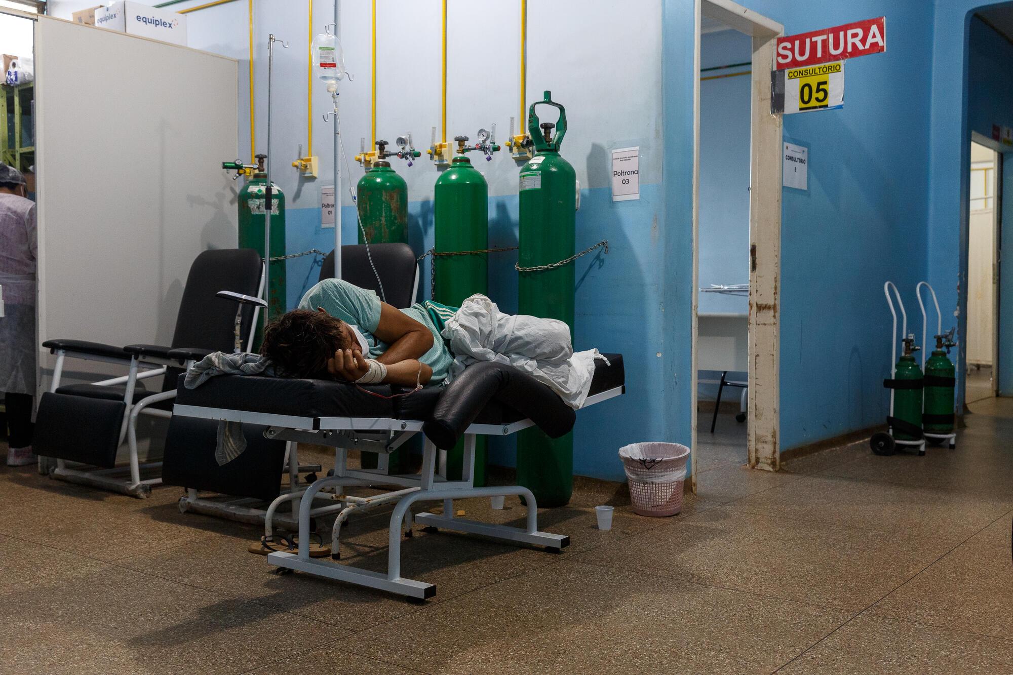 MSF response to COVID-19 in Porto Velho - Rondonia