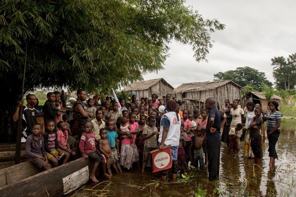 Cholera Outbreak in DRC