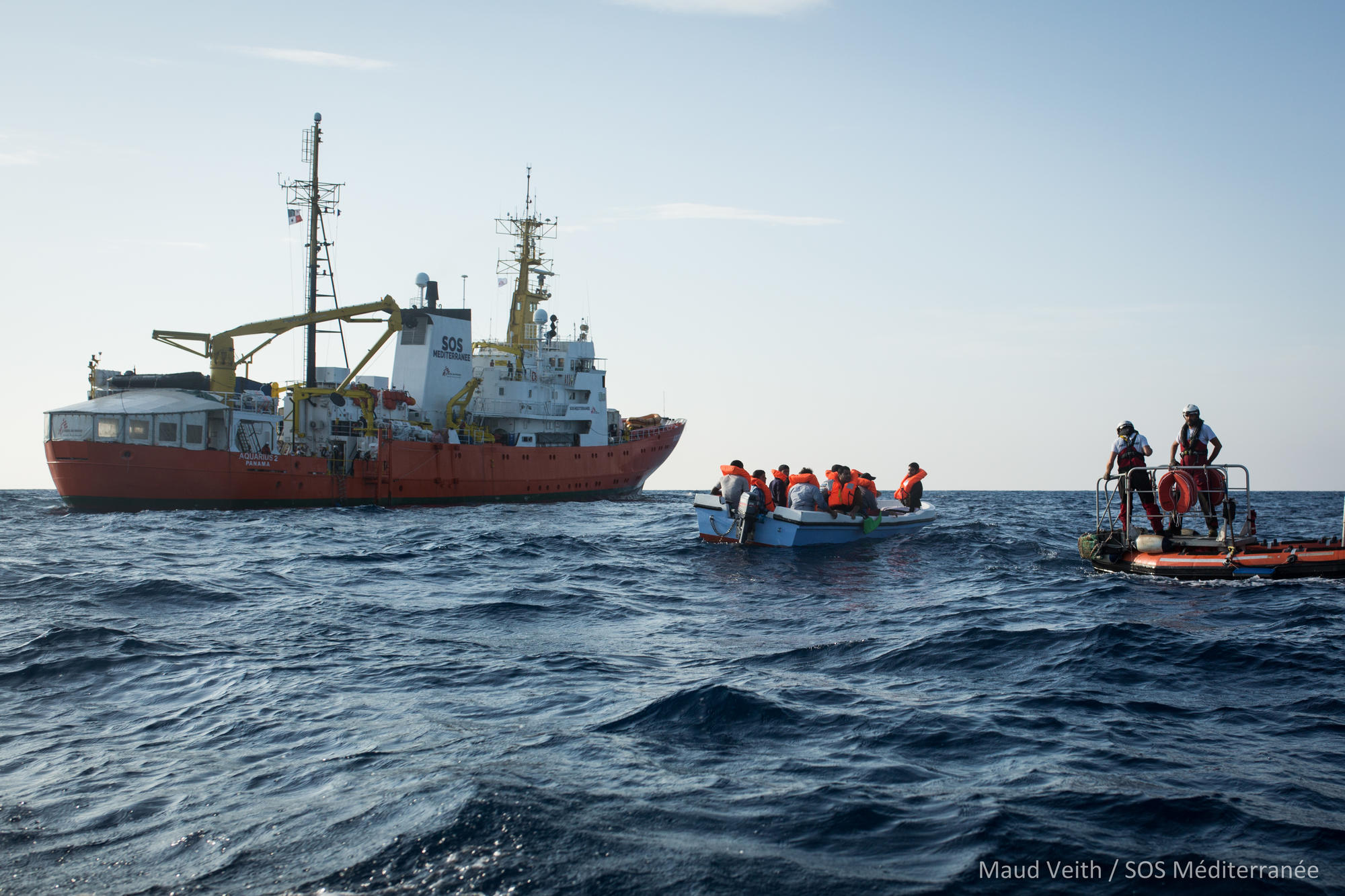 Aquarius forced to end operations as Europe condemns people to drown
