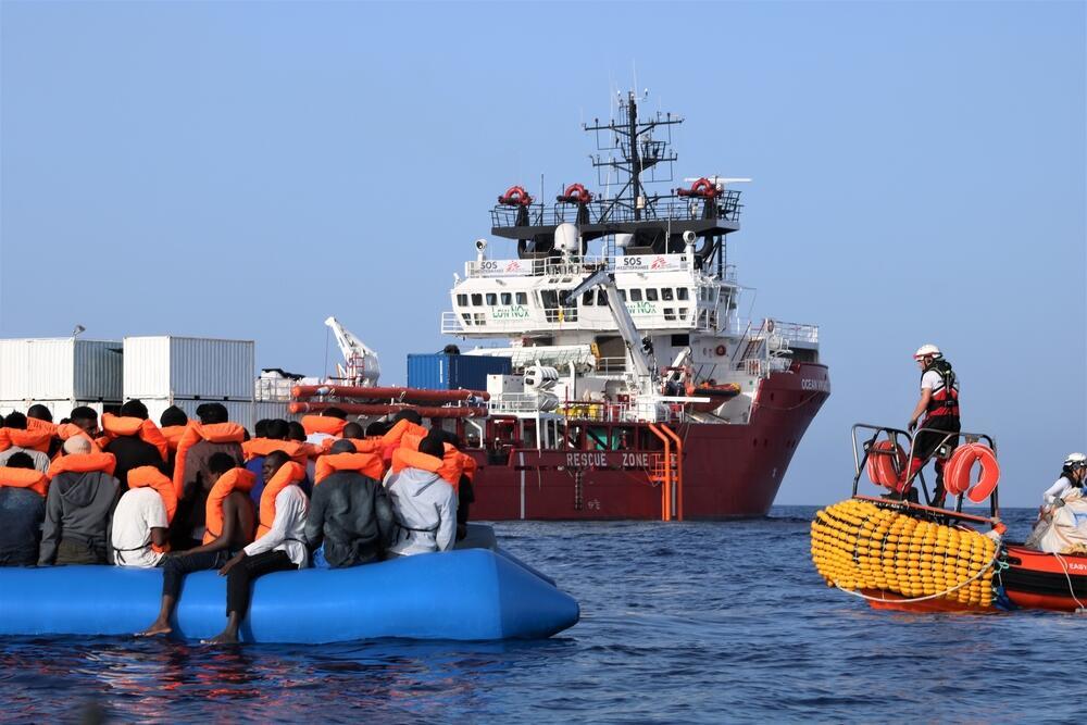 Ocean Viking - Rotation 2 - Rescue 5