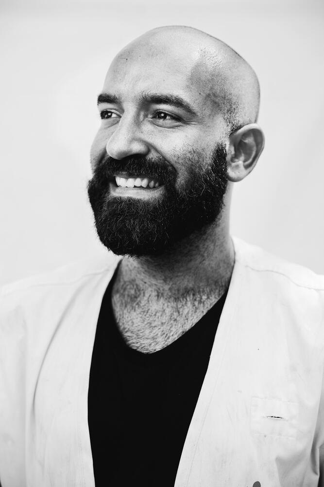 Gabriel Cunhar, logistician