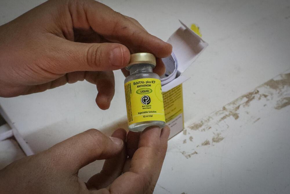 The EchiTAb plus-ICP antivenom