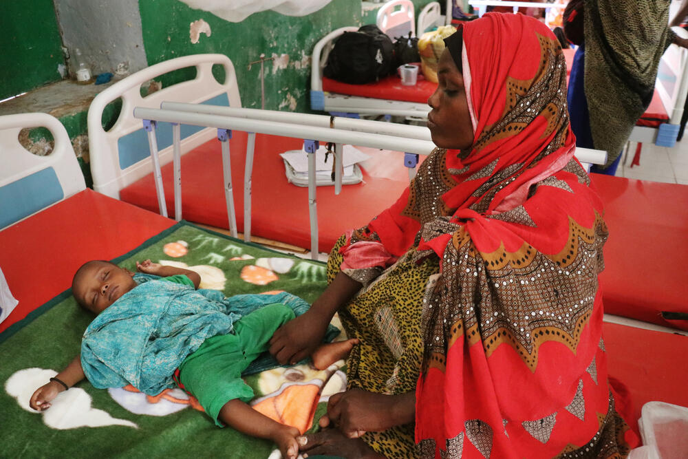 Bringing health services closer to people in central Somalia