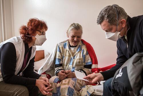 TB in Zhytomyr, Ukraine