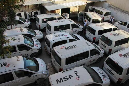 MSF logistics