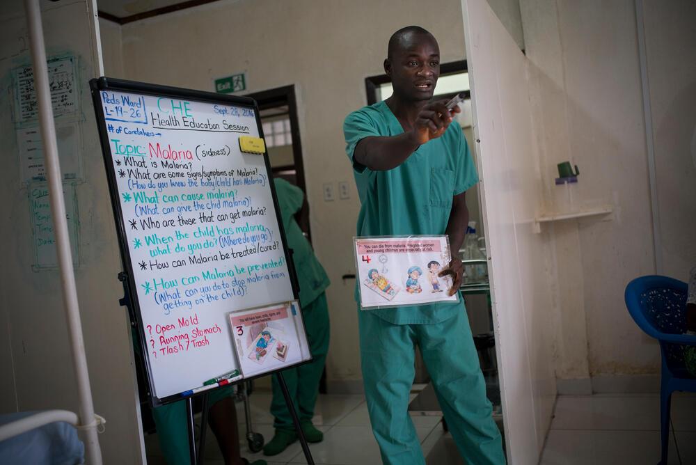 Post-Ebola Liberia