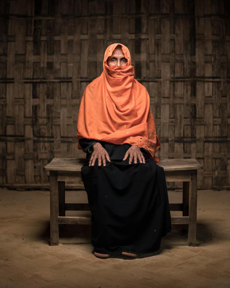 Mental Health: Rohingya Trauma and Resilience - Dilbahar Story