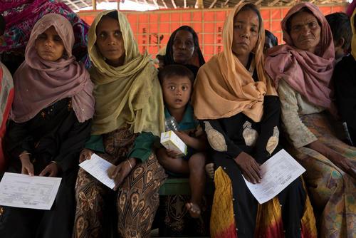 Rohingya Exodus - 6 months