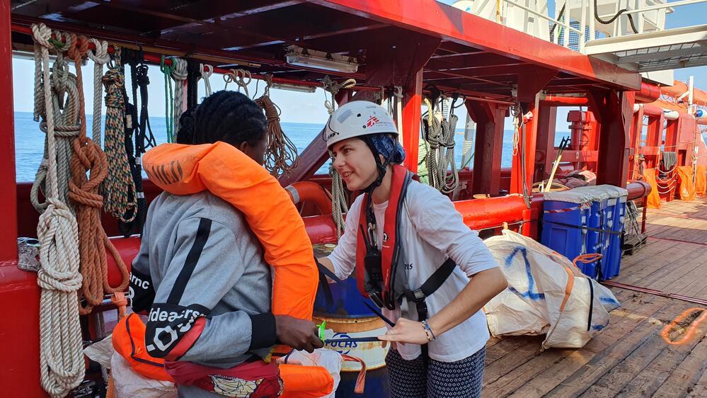 Ocean Viking - Rotation 3 - Rescue 3