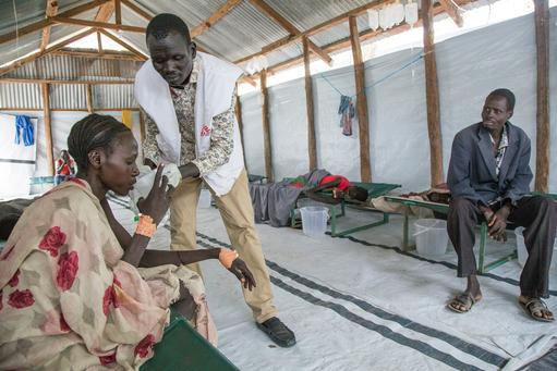 Cholera in Lankien