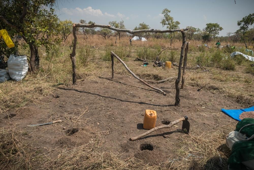 South Sudanese refugees in Northern Uganda