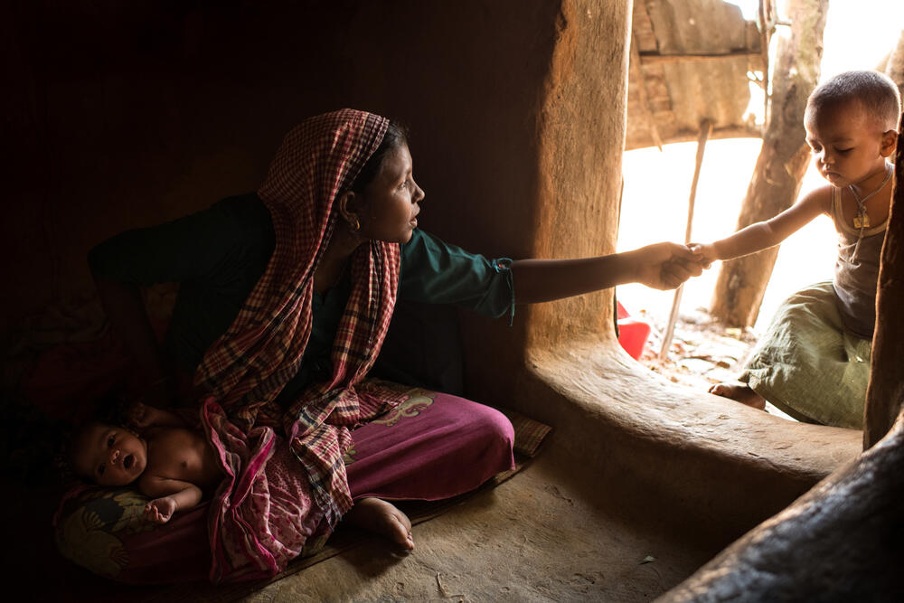 Mental Health: Rohingya Trauma and Resilience - Zaida Story