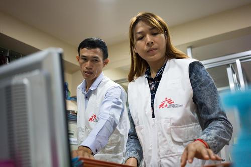 Hepatitis C - Clinic Cambodia