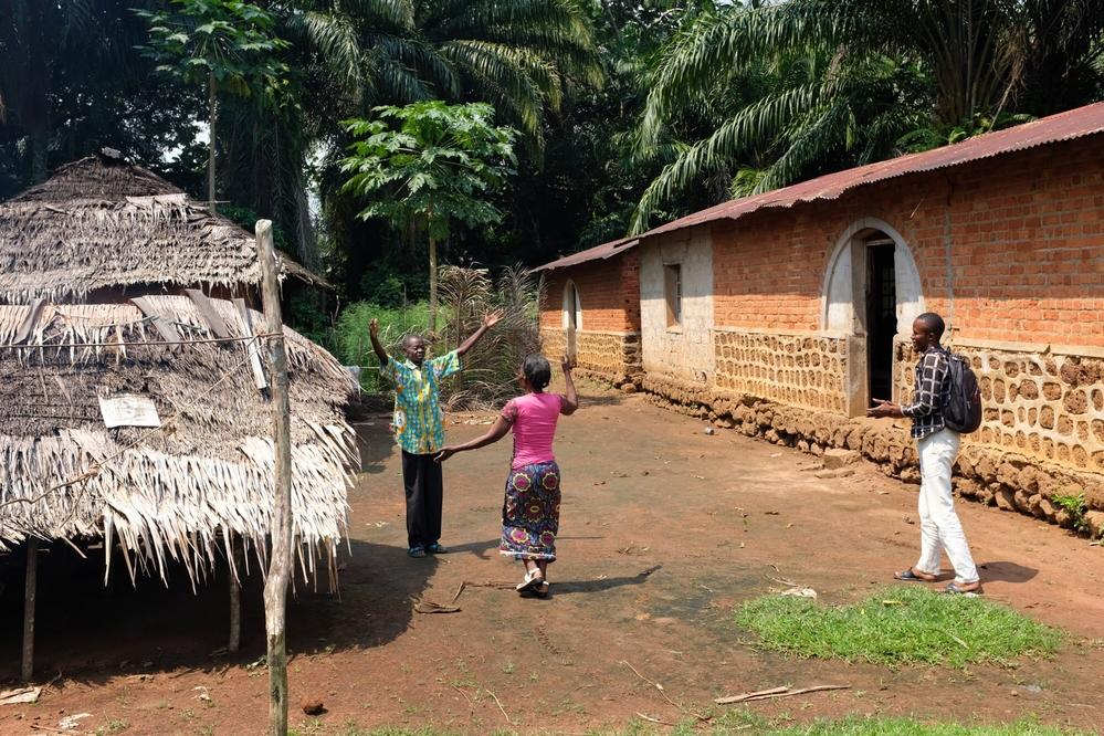 Ebola testimony