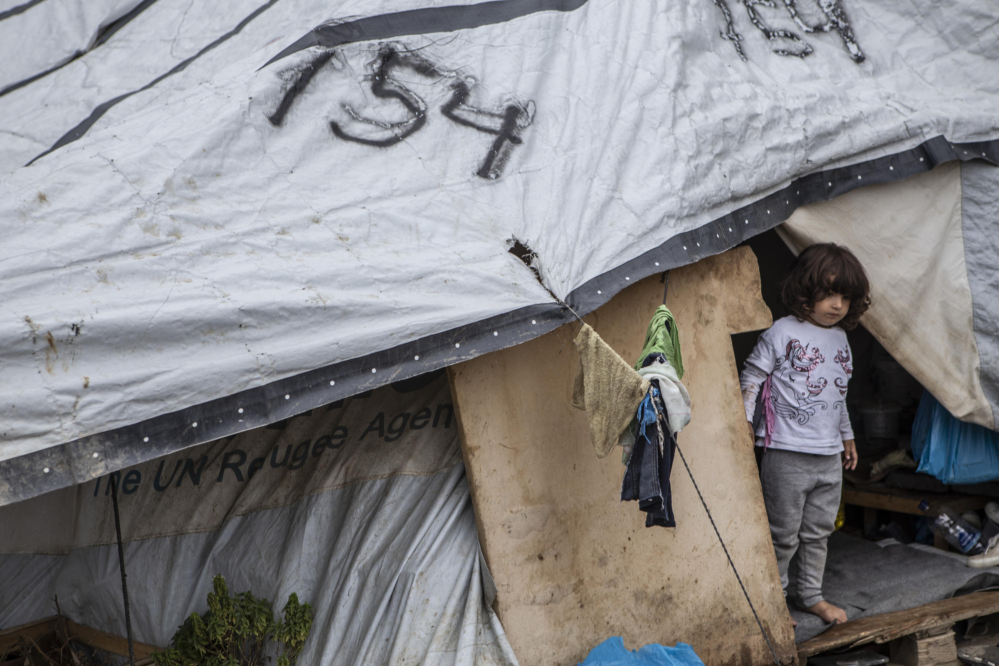 Inside Moria: The mental health crisis among child refugees