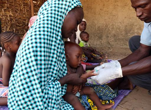 MSF activities in Madarounfa hospital