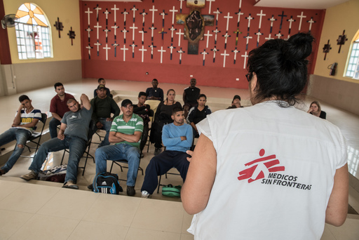 Mexico Migrants Report 2017