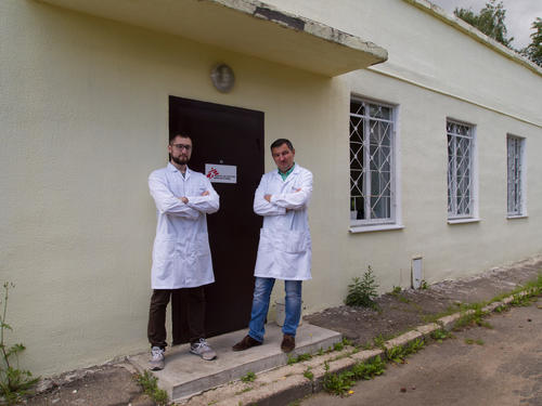 New hope for TB Patients in Minsk, Belarus