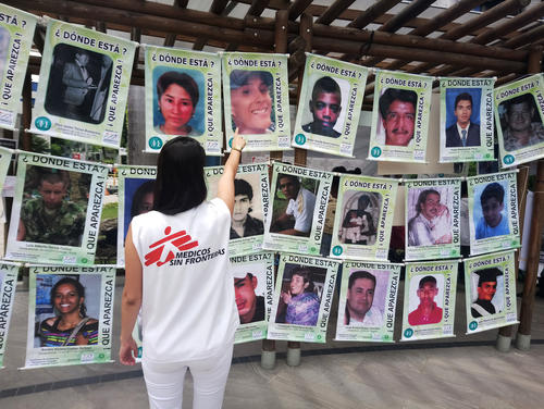 Cali – Enforced disappearances