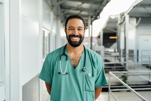 Lindsay Demes, MSF doctor