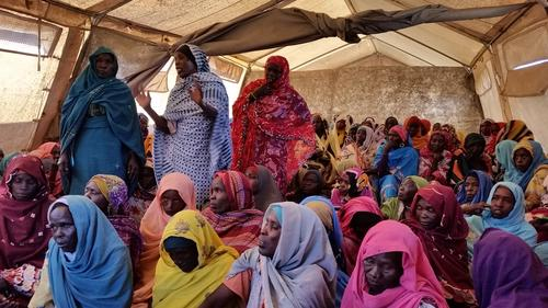 Traditional Birth Attendants cooperate with MSF