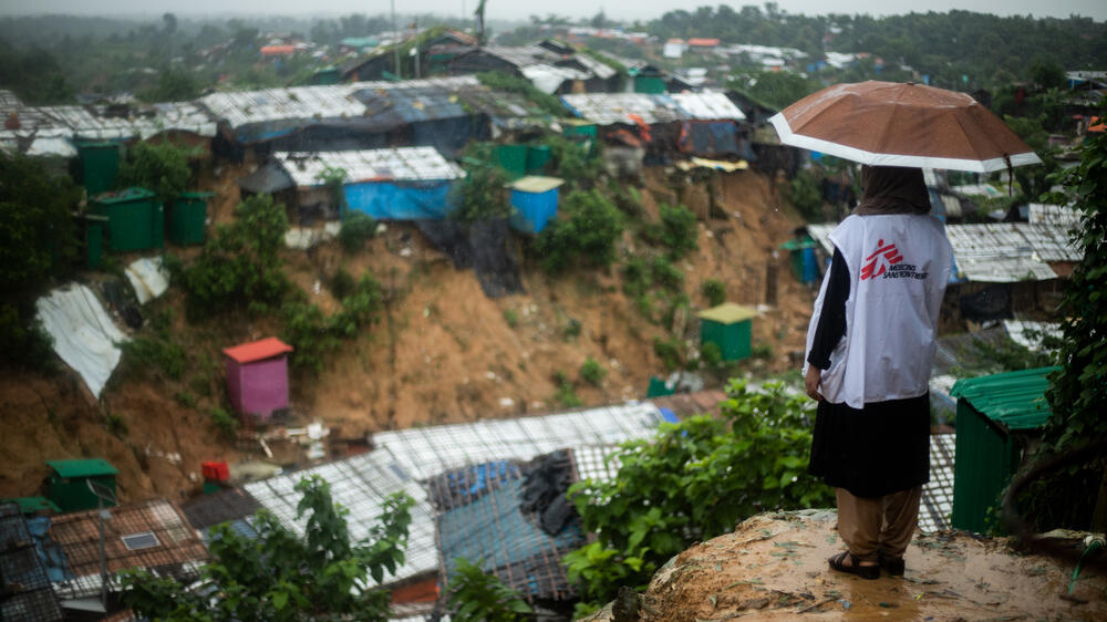 Rohingya refugees in Bangladesh three years after their exodus