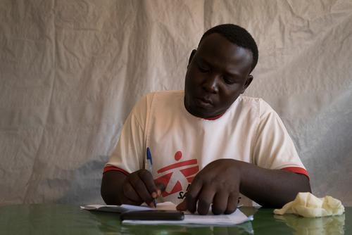 MSF Mobile Clinics in Juba, South Sudan