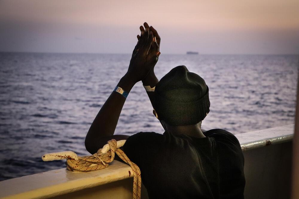Sea Watch 4 - Rotation01 - Life on board