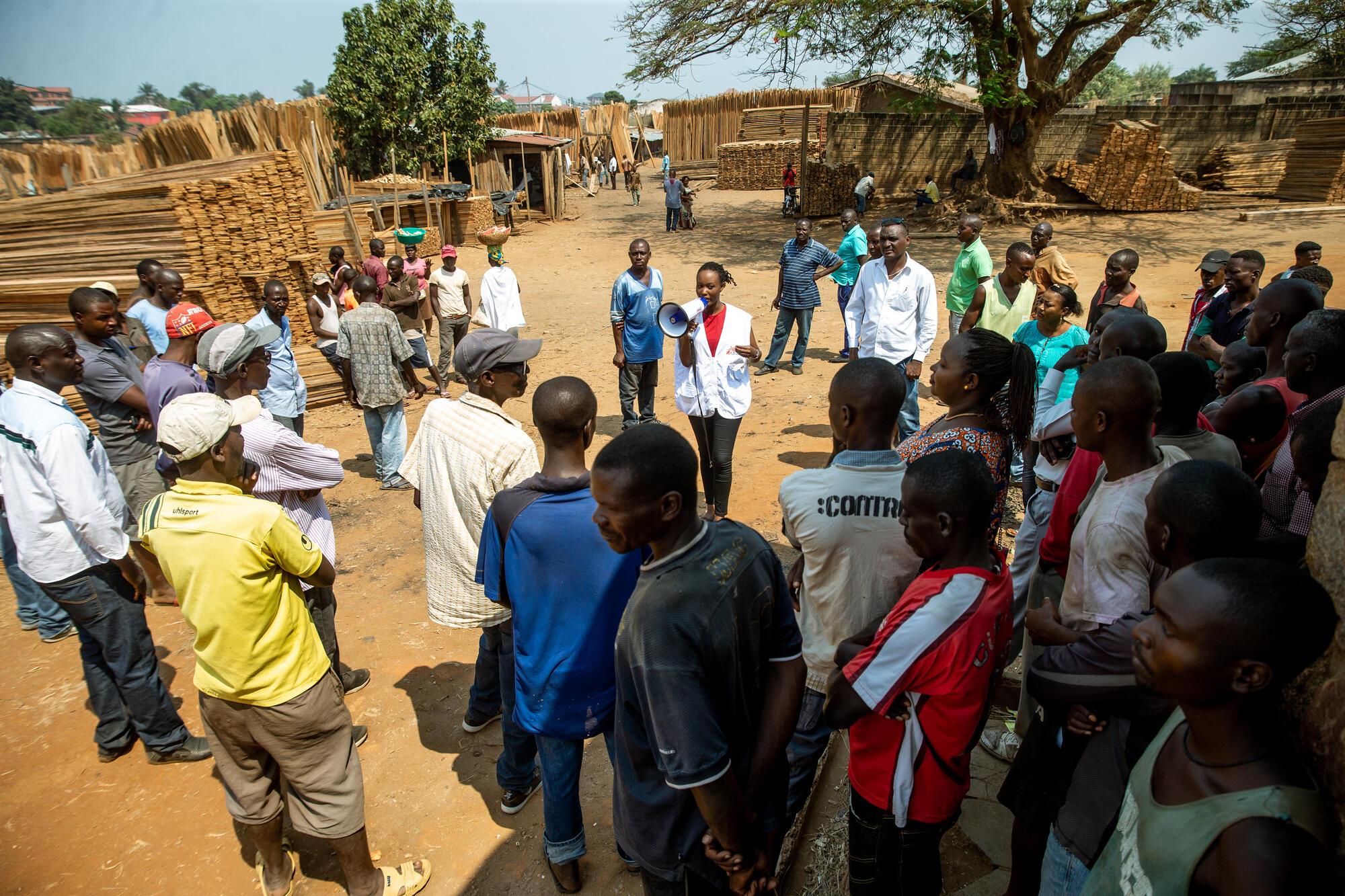 L'Arche de Kigobe Trauma Center