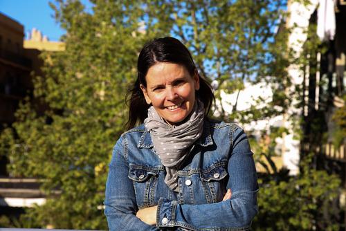 Candelaria Lanusse, MSF health adviser for Yemen
