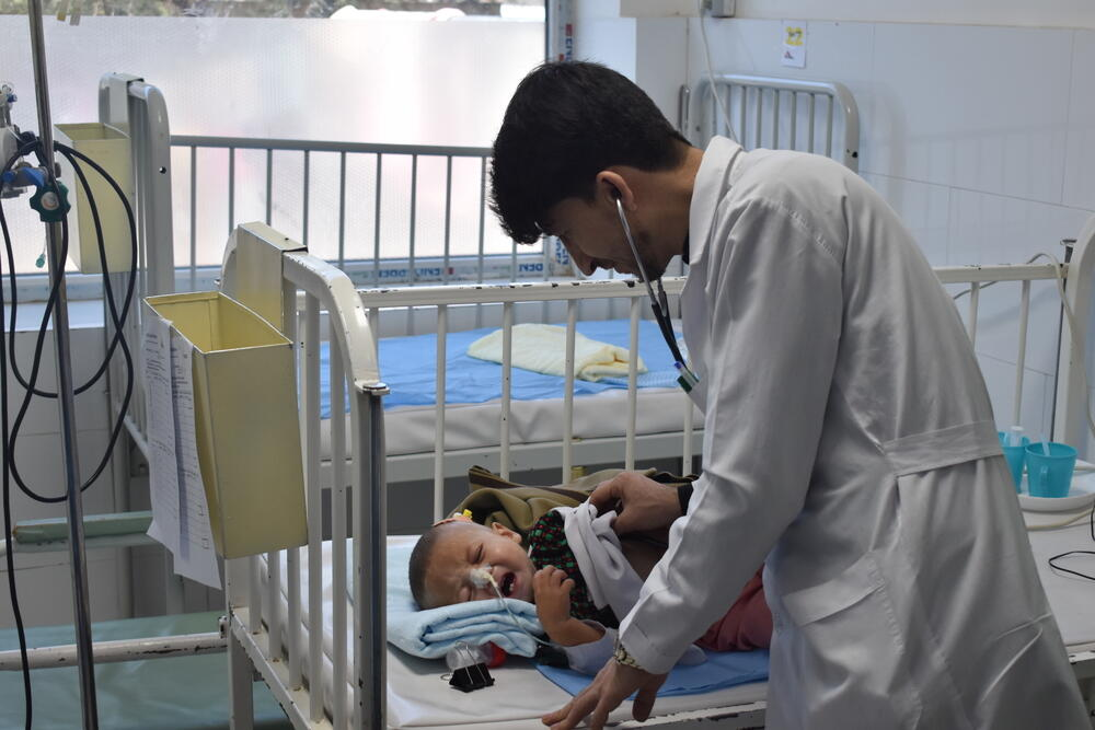 Medical activities in persistant insecurity in Herat