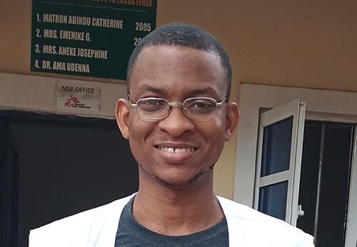 Dr Precious Mudama