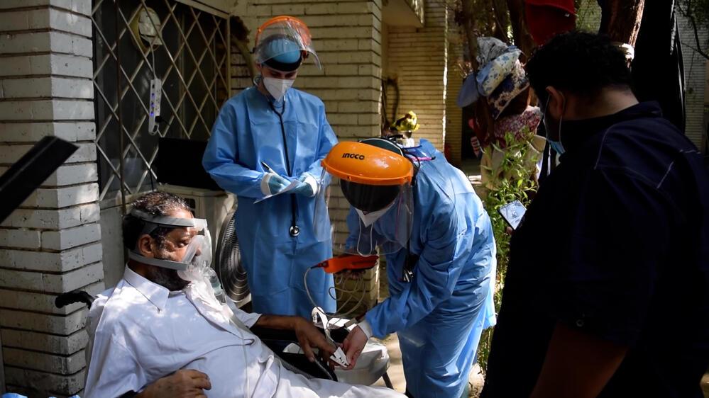 Iraq: Treating COVID-19 in Baghdad