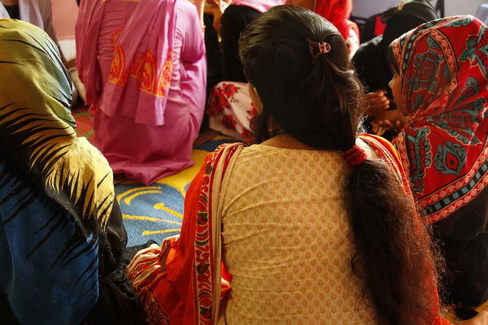 MSF Women's Clinic, Kamrangirchar