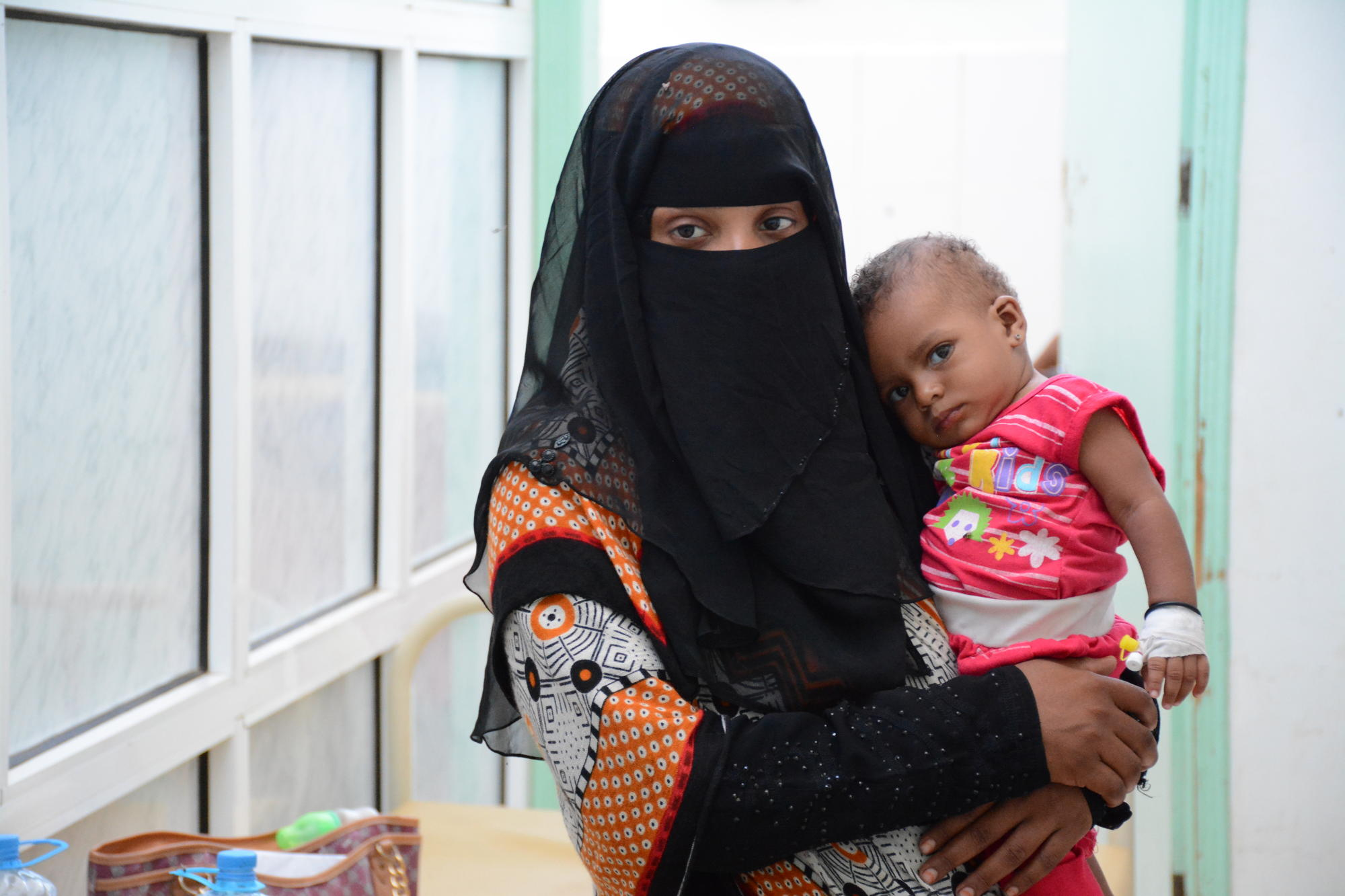 Help us provide essential medical care to people in Yemen