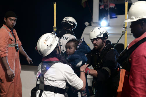 Diplomatic Stand Off Mediterranean Sea