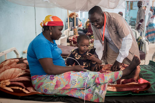 Care for victims of violence in Extreme North region of Cameroon