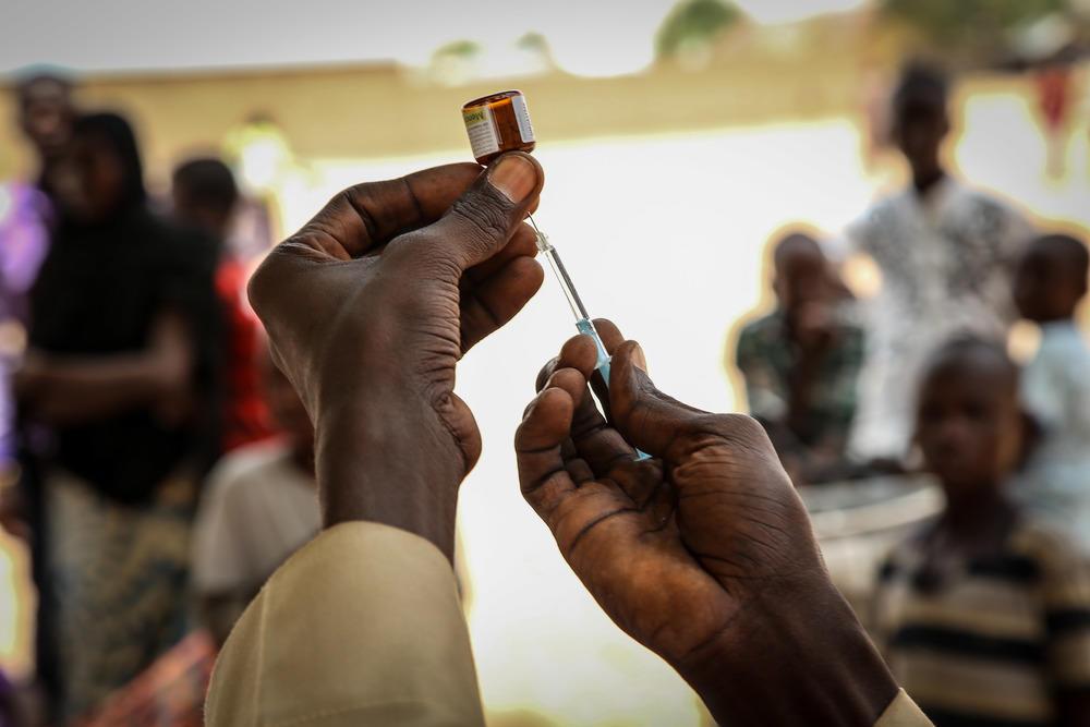 Vaccination Yobe state