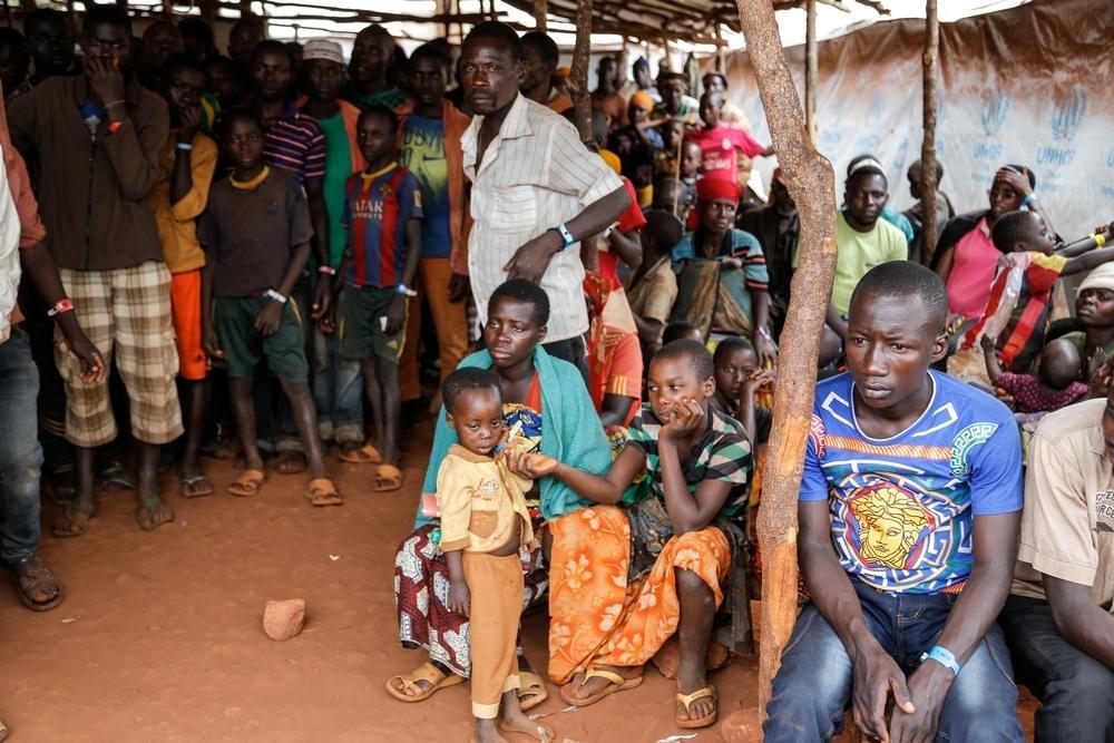 Tanzania Refugee Crisis - November 2016
