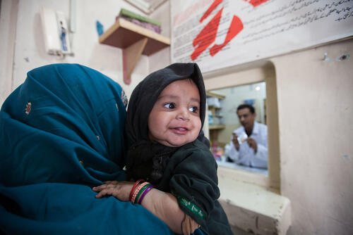 Mother and Child Health in Balochistan